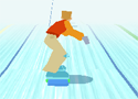 SnowboardFlash Game