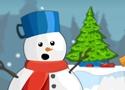 Snowman Siege Games