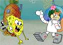 Spongebob Kahrahtay, Spongya Bob karate Game