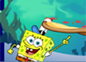 SpongeBobs Pizza Toss Game