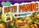 Spongebob Patty Panic Game