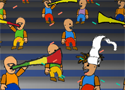 Stop That Vuvuzela - Games