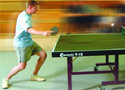 Table Tennis Game